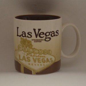Las Vegas Starbucks Coffee Mug (16 oz.) 2012